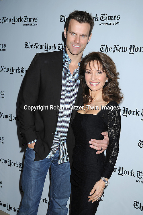 Cameron Mathison and Susan Lucci