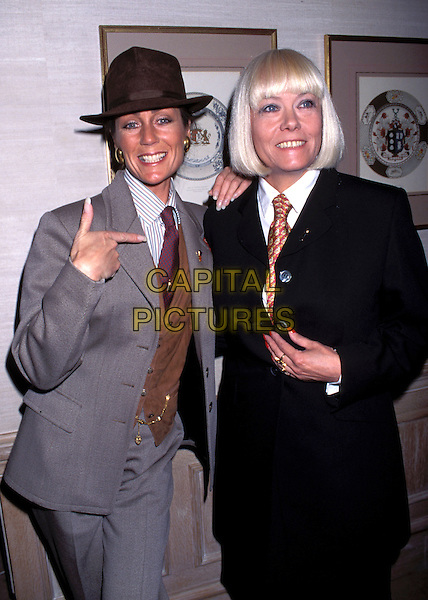 WENDY RICHARD & LORRAINE CHASE.eastenders.Ref: 1227.www.capitalpictures.com.sales@capitalpictures.com.© Capital Pictures