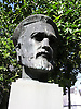 Gutenberg-Büste, (1962) von Väinö Aaltonen (1894-1966, vor dem Gutenberg-Museum in Mainz, Rheinland-Pfalz, Deutschland (Johannes Gensfleisch zur Laden zum Gutenberg, ca. 1400 - 3.2.1468)<br /> <br /> Statue of Gutenberg, (1962) by Väinö Aaltonen (1894-1966), in front of the Gutenberg Museum in Mainz, Rheinland-Pfalz, Germany (Johannes Gensfleisch zur Laden zum Gutenberg,  c. 1400 - 3.2.1468)<br /> <br /> Monumento a Gutenberg, (1962) por Väinö Aaltonen (1894-1966), enfrente del Museo Gutenberg en Maguncia, Rheinland-Pfalz, Alemania (Johannes Gensfleisch zur Laden zum Gutenberg, ca. 1400 - 3.2.1468)<br /> <br /> original: 2272 x 1704 px<br /> 150 dpi: 38,47 x 28,85 cm<br /> 300 dpi: 19,24 x 14,43 cm