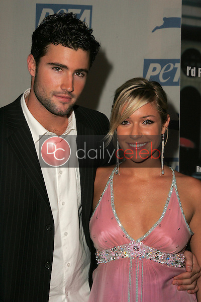 Brody Jenner and Kristin Cavalleri<br />