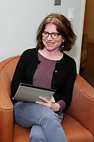 LOS ANGELES - APRIL 12: Alexandra Booke at General Counseling - client photo shoot at the Actors Fund on April 12, 2019 in Los Angeles, California