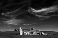 The haunted house in the Palouse.  Should you be lucky enough to visit, please respect the privacy and property of these fine locals.  They get harassed by photographers and wild college students.  Give 'em a break.