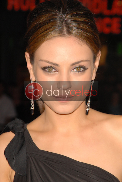 Mila Kunis<br /> at 'The Book Of Eli' Premiere, Chinese Theater, Hollywood, CA. 01-11-10<br /> David Edwards/Dailyceleb.com 818-249-4998