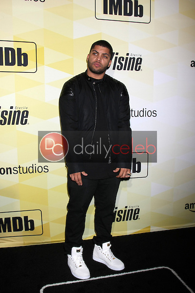 O'Shea Jackson Jr.<br /> at the IMDb 25th Anniversary Party, Sunset Tower, West Hollywood, CA 10-15-15<br /> David Edwards/DailyCeleb.com 818-249-4998