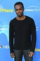 "07 June 2019 - North Hollywood, California - William Jackson Harper. FYC Event for NBC's ""The Good Place"" held at Saban Media Center at the Television Academy. Photo Credit: Birdie Thompson/AdMedia"