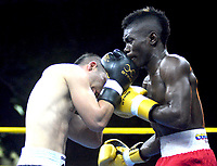 Serie Mundial de Boxeo 2018, Colombia vs Usbekistan