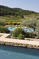 Europe/France/Provence-Alpes-Cote d'Azur/84/ Vaucluse/Saint Saturnin Les Apt: Domaine des Andéols,Hotel restaurant de charme