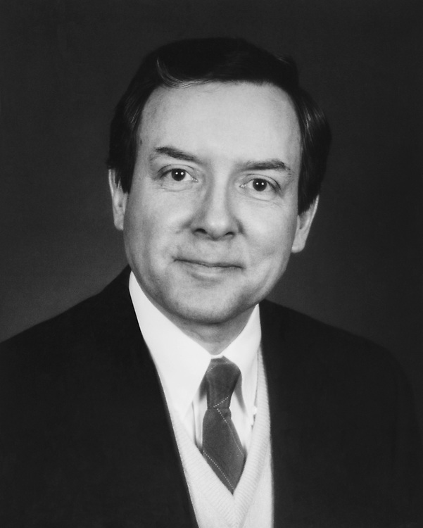 Sen. Orrin Hatch, R-Utah, on Aug. 12, 1983. (Photo by CQ Roll Call via Getty Images)