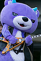 Hokkaido Prefecture mascot character Akkuma performs during the ''Local Characters Festival in Sumida 2015'' on May 31, 2015, Tokyo, Japan. The festival is held by Sumida ward, Tokyo Skytree town, the local shopping street and ''Welcome Sumida'' Tourism Office. Approximately 90 characters attended the festival. According to the organizers the event attracts more than 120,000 people every year. The event is held form May 30 to 31. (Photo by Rodrigo Reyes Marin/AFLO)