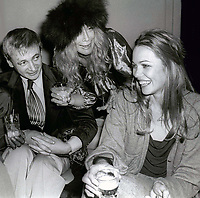 #JacquesBellini #SylviaMiles #MichellePhillips at #Studio54  1978<br /> Photo By Adam Scull/PHOTOlink.net