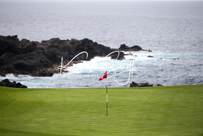 TENERIFE - BUENAVISTA Golf, hole 15.   COPYRIGHT KOEN SUYK