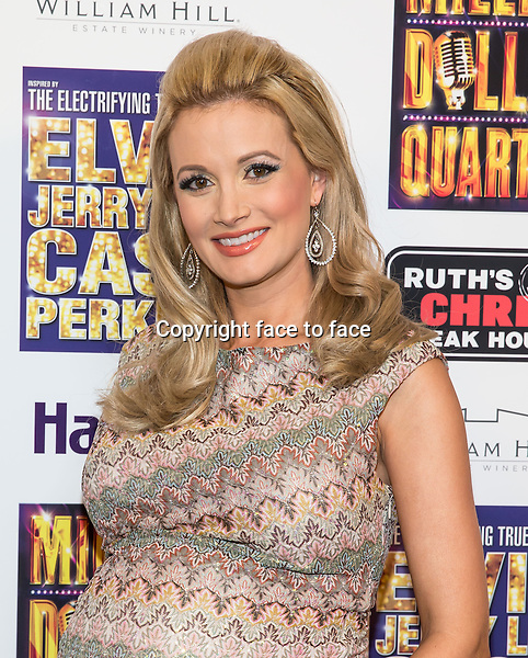 Holly Madison pictured at Million Dollar Quartet opening night at Harrah's on February 19, 2013 in Las Vegas, Nevada. ..Credit: MediaPunch/face to face..- Germany, Austria, Switzerland, Eastern Europe, Australia, UK, USA, Taiwan, Singapore, China, Malaysia and Thailand rights only -