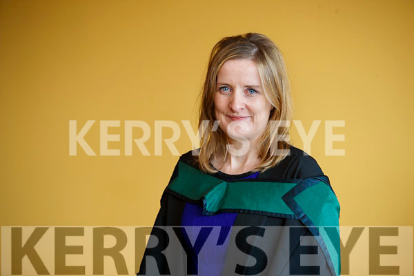 Eileen O'Neill (Lissivigeen, Killarney), Principal Programme Manager with Microsoft Ireland, pictured at IT Tralee
