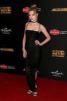 08 February 2019 - Hollywood, California - Olivia Rose Keegan. 27th Annual Movieguide Awards Gala held at the Universal Hilton Hotel. Photo Credit: Faye Sadou/AdMedia