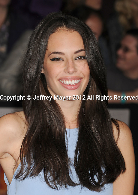 LOS ANGELES, CA - FEBRUARY 22: Chloe Bridges attends the 'John Carter' Los Angeles premiere held at the Regal Cinemas L.A. Live on February 22, 2012 in Los Angeles, California.