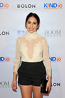 CLVER CITY - AUG 4: Gabrielle Ruiz at Kind Los Angeles: Coming Together for Children Alone at Bolon at Helms Design Center on August 4, 2018 in Culver City, CA