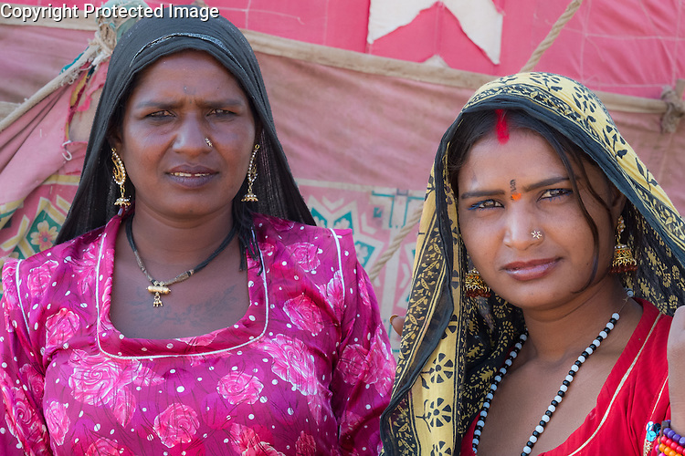 The Pushkar Camel Fair, Pushkar, Rajasthan, India is held every November at the time of the Kartik Purnima full moon.
