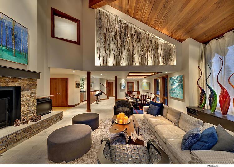 Fleur De Lac Residence, Lake Tahoe for Dickson Realty
