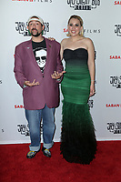 "LOS ANGELES - OCT 15:   Kevin Smith, Harley Quinn Smith at the ""Jay & Silent Bob Reboot"" Los Angeles Premiere at the TCL Chinese Theater on October 15, 2019 in Los Angeles, CA"