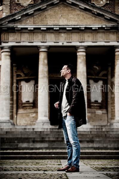 Belgian lawyer Sebastien Courtoy (Belgium, 31/10/2014)