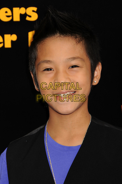 "BRANDON SOO-HOO.""Igor"" Los Angeles Premiere at Grauman's Chinese Theatre, Hollywood, California, USA..September 13th, 2008.headshot portrait .CAP/ADM/BP.©Byron Purvis/AdMedia/Capital Pictures."