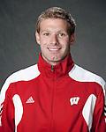 2010-11 UW Swimming and Diving Team - Jesse Stipek. (Photo by David Stluka)