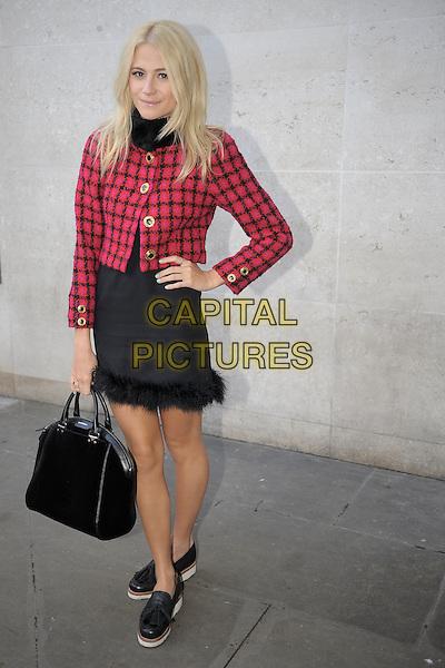 LONDON , ENGLAND - JANUARY 10 Pixie Lott at BBC Radio 1 London , England 10th January 2014<br /> CAP/IA<br /> &copy;Ian Allis/Capital Pictures