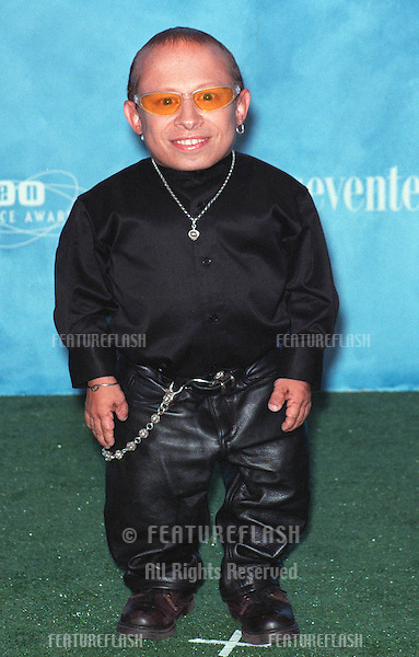 01AUG99: Actor VERNE TROYER at the 1999 Teen Choice Awards, in Santa Monica..© Paul Smith / Featureflash