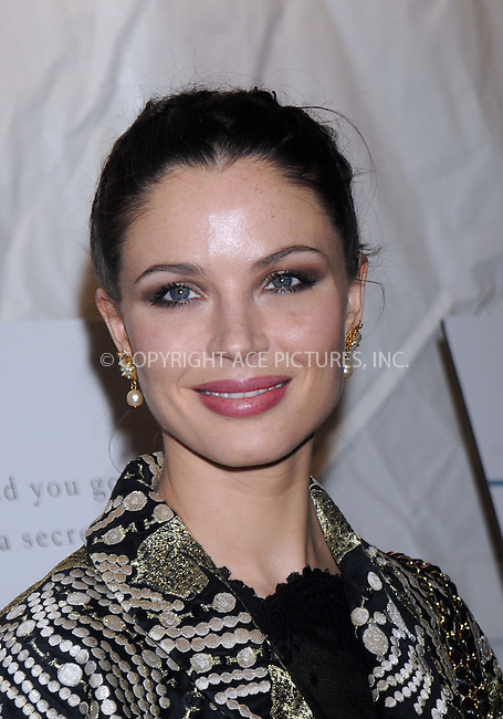 WWW.ACEPIXS.COM . . . . . ....December 3 2008, New York City....Georgina Chapman at the New York premiere of 'The Reader' on December 3, 2008 in New York City. ....Please byline: KRISTIN CALLAHAN - ACEPIXS.COM.. . . . . . ..Ace Pictures, Inc:  ..(646) 769 0430..e-mail: info@acepixs.com..web: http://www.acepixs.com