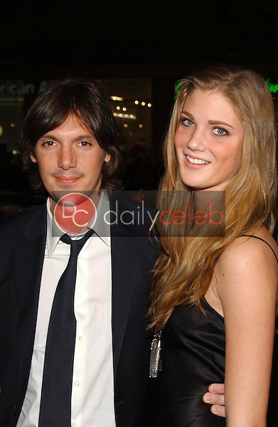 Lukas Haas and guest<br />at the premiere of &quot;Blood Diamond&quot;. Grauman's Chinese Theatre, Hollywood, CA. 12-06-06<br />Dave Edwards/DailyCeleb.com 818-249-4998