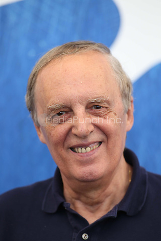 director Dario Argento attends the photocall of 'Dawn Of The Dead - European Cut' during the 73rd Venice Film Festival at Palazzo del Casino on September 2, 2016 in Venice, Italy. <br /> CAP/GOL<br /> &copy;GOL/Capital Pictures /MediaPunch ***NORTH AND SOUTH AMERICAS ONLY***