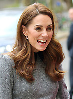 MAR 19 Duchess Of Cambridge At Foundling Museum