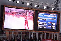 OLYMPICS: SOCHI: Adler Arena, 14-02-2014, 1500m Men, results, Zbigniew Brodka (POL), ©foto Martin de Jong