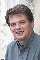 Jean-Michel Lapalu, owner. Chateau Liversan, Domaines Lapalu, Haut Medoc, Bordeaux, France