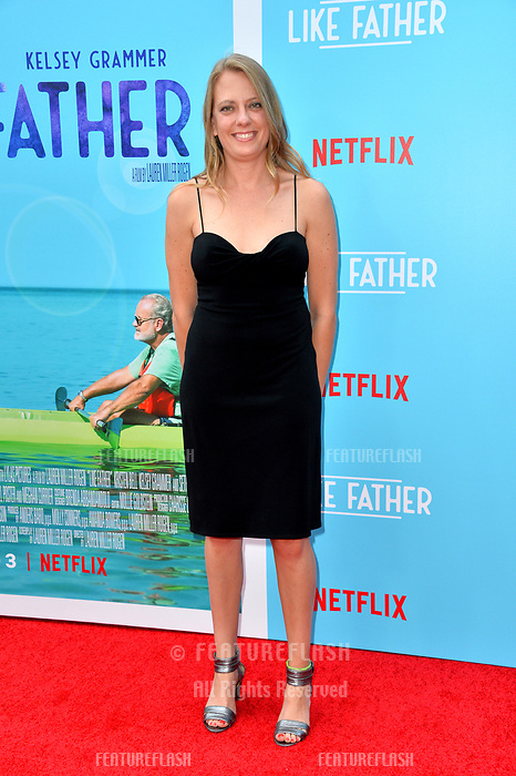 Amanda Bowers at the Los Angeles premiere of &quot;Like Father&quot; at the Arclight Theatre, Los Angeles, USA 31 July 2018<br /> Picture: Paul Smith/Featureflash/SilverHub 0208 004 5359 sales@silverhubmedia.com
