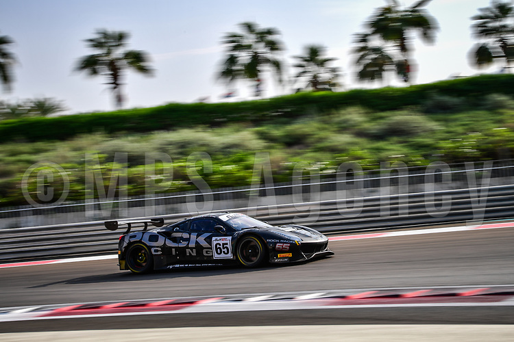 #65 KESSEL RACING (CHE) FERRARI 488 GT3 ALEXIS DE BERNARDI (LUX) LORIS CAPIROSSI (ITA)NICOLA CADEI (ITA) GT3 AM