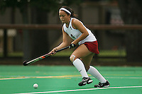 STANFORD, CA - AUGUST 19:  Nora Soza of the Stanford Cardinal during Stanford's 4-1 exhibition win over the University of the Pacific on August 19, 2008 at the Varsity Field Turf in Stanford, California.