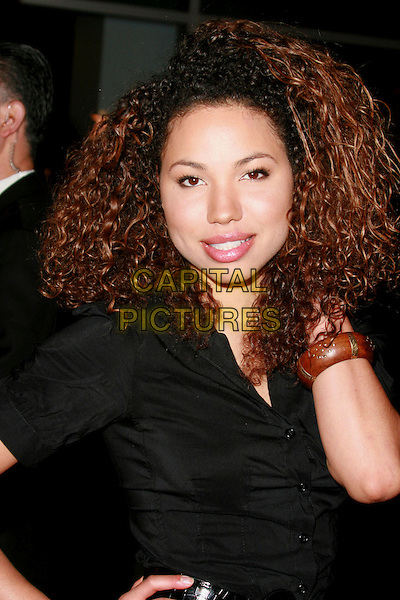 "JURNEE SMOLLETT .""I Think I Love My Wife"" Los Angeles Premiere held at ArcLight Cinemas, Hollywood, California, USA..March 7th, 2007.headshot portrait bracelets bangles   .CAP/ADM/CH.©Charles Harris/AdMedia/Capital Pictures"