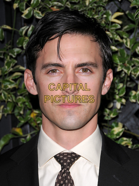 MILO VENTIMIGLIA.The Whaleman Foundation Benefit Dinner hosted by Hayden Panettiere held at Beso in Hollywood, California, USA. .August 10th, 2008 .headshot portrait .CAP/DVS.©Debbie VanStory/Capital Pictures.
