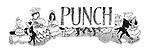 Punch (Charivaria page illustrated title heading)