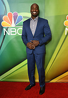 08 August 2019 - Beverly Hills, California - Akbar Gbajabiamila. 2019 NBC Summer Press Tour held at Beverly Hilton Hotel. <br /> CAP/ADM/BT<br /> ©BT/ADM/Capital Pictures