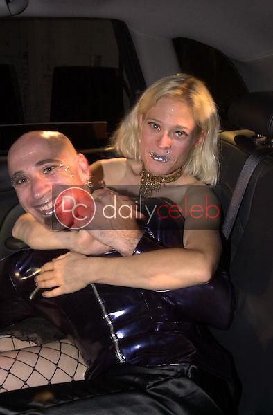 Billy Katz and Megan Marshall