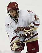 Pat Gannon  The Boston College Eagles defeated the Providence College Friars 3-2 in regulation on October 29, 2005 at Kelley Rink in Conte Forum in Chestnut Hill, MA.  It was BC's first Hockey East win of the season and Providence's first HE loss.