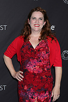 "LOS ANGELES - MAR 20:  Donna Lynne Champlin at the PaleyFest -  ""Jane The Virgin"" And ""Crazy Ex-Girlfriend"" at the Dolby Theater on March 20, 2019 in Los Angeles, CA"