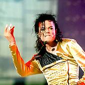 Jun 27, 1992: MICHAEL JACKSON - Dangrous World Tour - Munich Germany