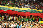 2014 FIBA Basketball World Cup-Quarter-Finals.<br /> Lithuania vs Turkey: 73-61.
