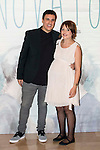 """Pablo Aragues attends to the premiere of """"Novatos"""" film at Palafox Cinema in Madrid, Novermber 04, 2015.<br /> (ALTERPHOTOS/BorjaB.Hojas)"""