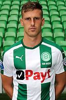 GRONINGEN - Voetbal, Presentatie FC Groningen , seizoen 2017-2018, 11-09-2017,   FC Groningen speler Yoell van Nieff