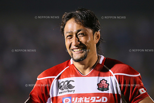 Hitoshi Ono (JPN), <br /> MAY 30, 2014 - Rugby : <br /> Rugby test match <br /> between Japan 33-14 Samoa <br /> at Prince Chichibu Memorial Stadium in Tokyo, Japan. <br /> (Photo by YUTAKA/AFLO SPORT) [1040]