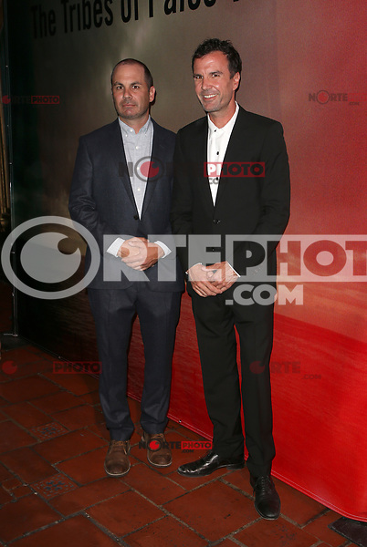 LOS ANGELES, CA - NOVEMBER 17: Brendan Malloy, Emmett Malloy, at the Tribes Of Palos Verdes Premiere at The Ace Hotel Theater in Los Angeles, California on November 17, 2107. Credit: Faye Sadou/MediaPunch /NortePhoto.com